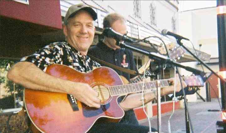The Manzanita acoustic duo