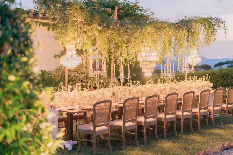 Intimate wedding in Lucca
