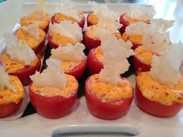 pimento cheese tomatoes