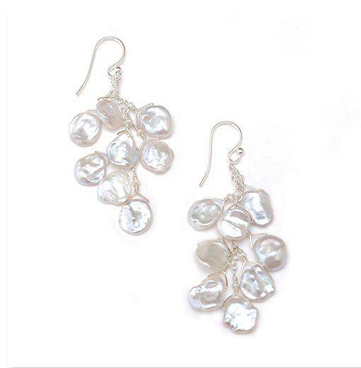 Lush Keishi Pearl Earring