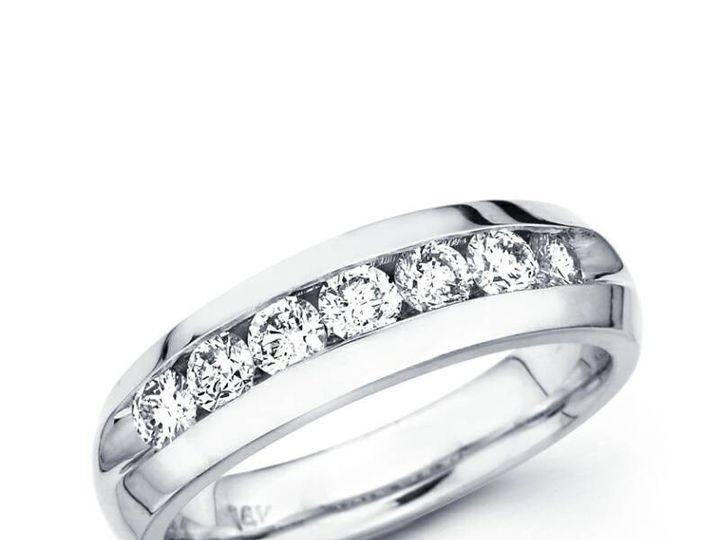 Tmx 1450730698180 Bandrounddia Los Angeles wedding jewelry