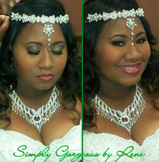 Simply gorgeous makeup by rene reviews ratings wedding for 701 salon sacramento