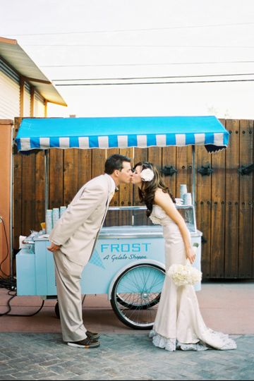 frost bride and groom catering
