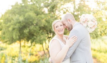 The wedding of Anna Page and T.J.