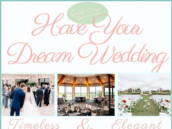 Tmx Eagle Creek 2020 Weddings Summer 51 363738 157712103687099 Orlando, Florida wedding venue