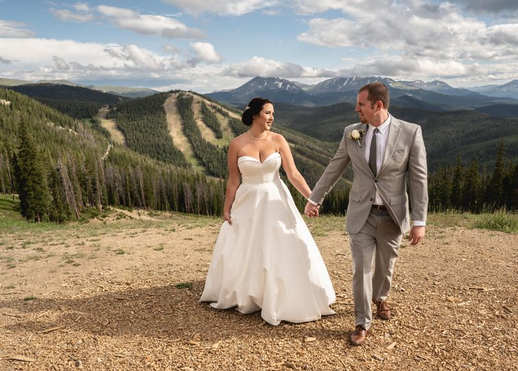 Mountain Wedding in Breck