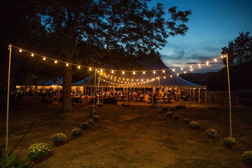 Evening event - Log Rolling Catering