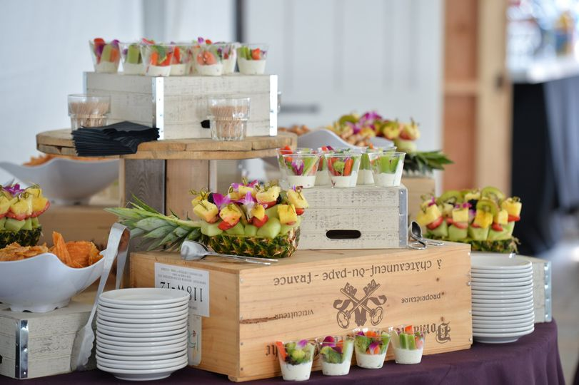 Appetizers - Log Rolling Catering