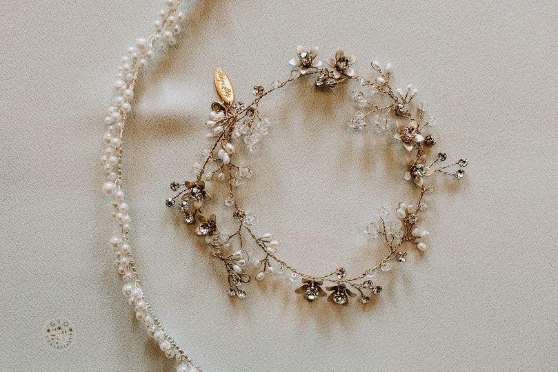 Palm Bridal Accessories