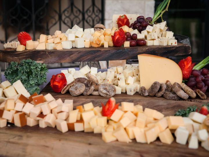 Tmx 1469821516403 Cheese Display 2 Dallas wedding catering