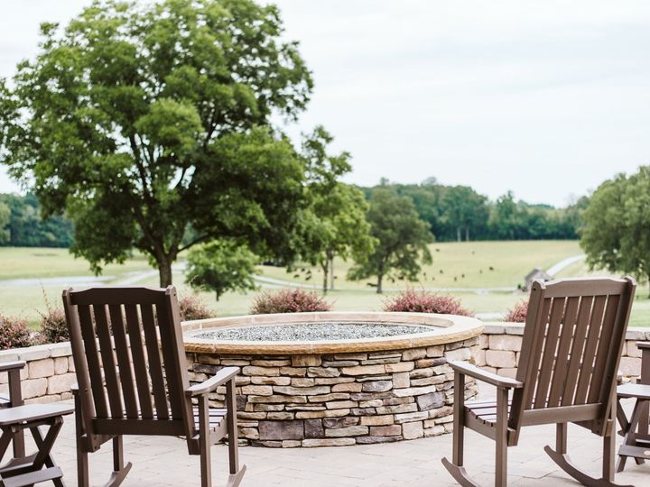 Tmx Fire Pit And Rockers Meganmoralesphotography 51 975738 1567295605 Gibsonville, NC wedding venue