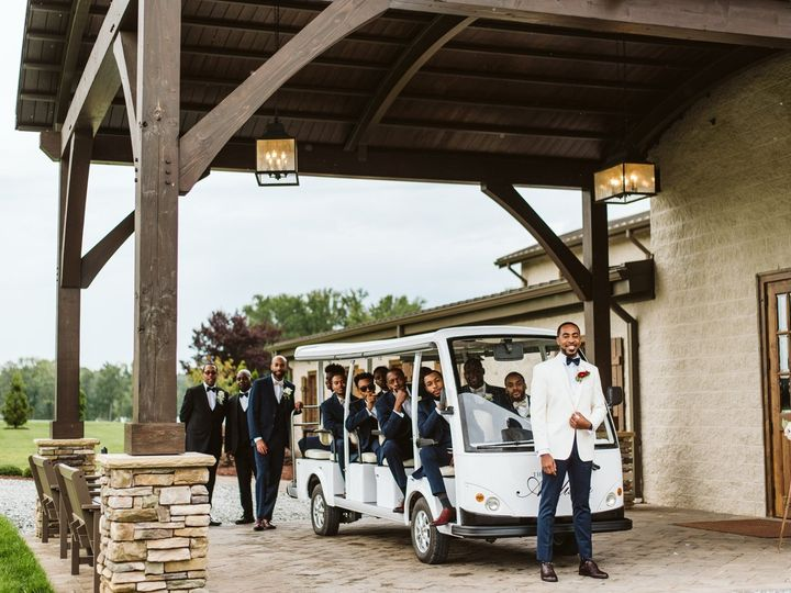 Tmx Groom And Golf Cart Nicolsmakescents Meganmoralesphotography 51 975738 1567297824 Gibsonville, NC wedding venue