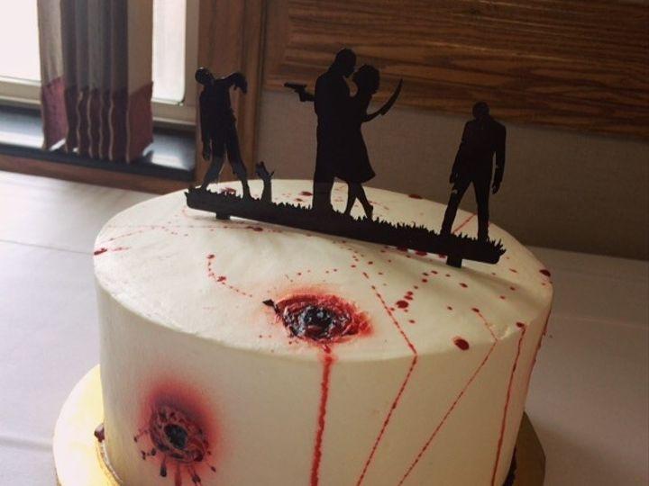 Tmx 1515093339821 Img0447 Middletown, Delaware wedding cake