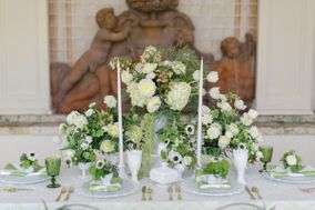 Orange Blossoms Florals and Event Styling
