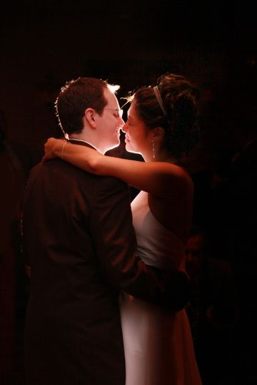 Romantic first dance image from LaLuna Banquet Hall