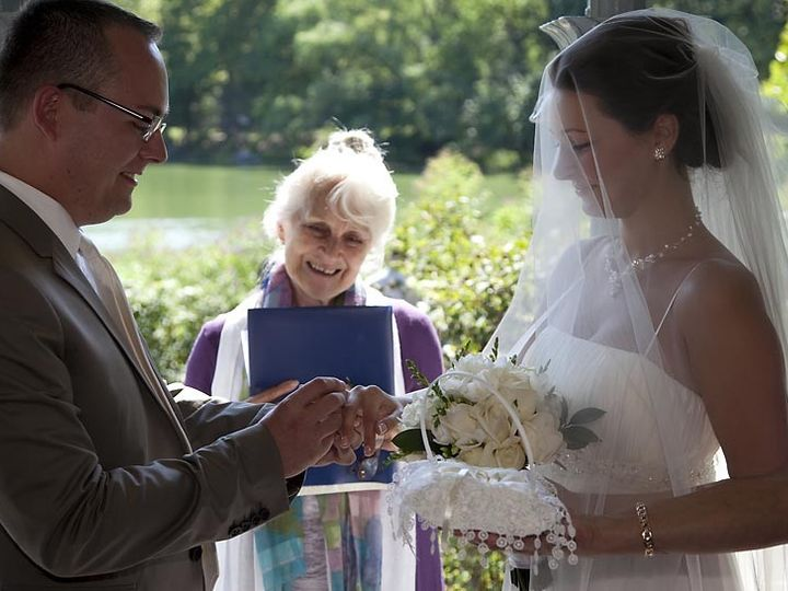 Tmx 1467516473328 Beth K. Lamont   Wedding In Central Park New York wedding officiant