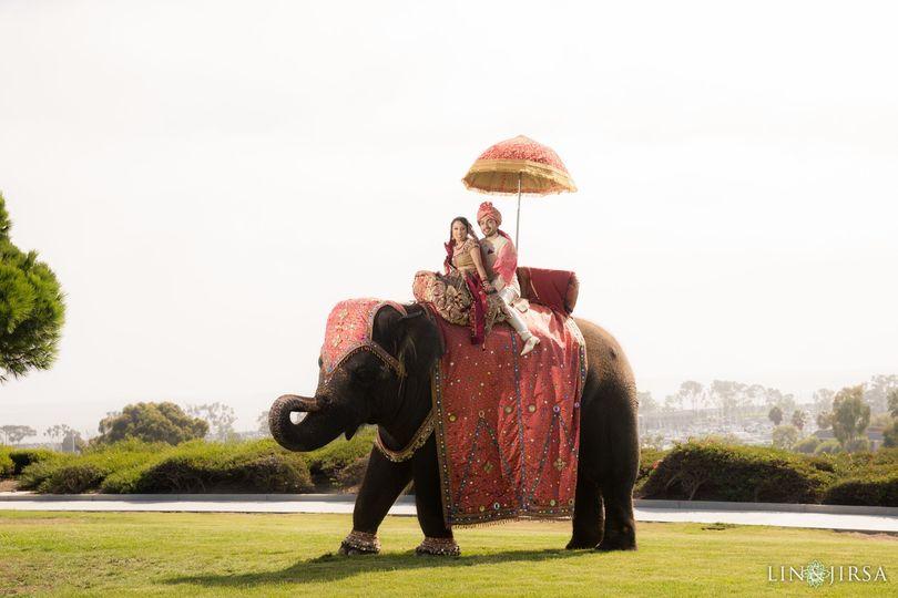 laguna cliffs marriott indian wedding photograp