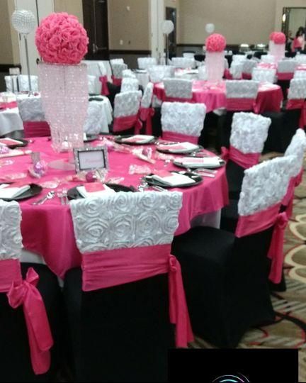 45th Wedding Anniversary Tuscaloosa, AL Embassy Suites