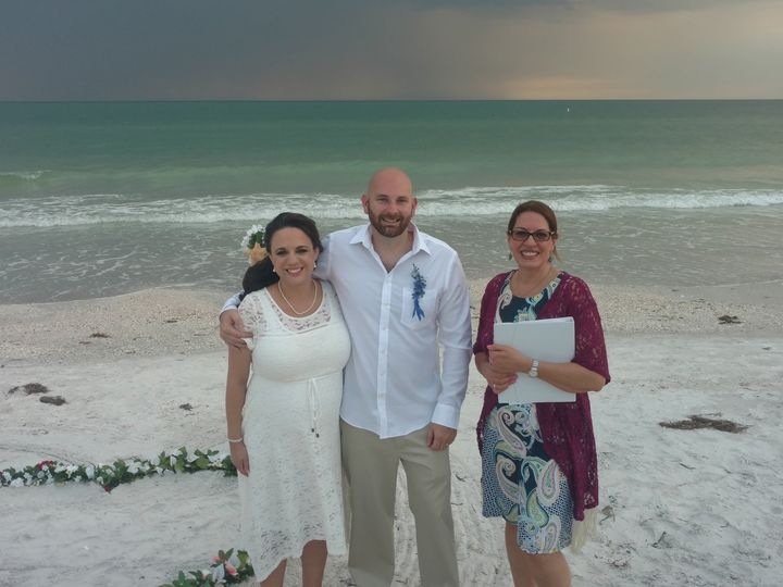 Tmx 1495391436564 Img20170518192239425 Tampa, FL wedding officiant