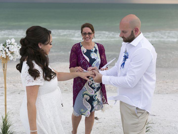 Tmx 1496595170562 Corinnakennethsunsetbeach 34 Tampa, FL wedding officiant
