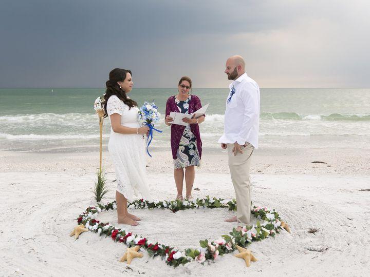 Tmx 1496595170980 Corinnakennethsunsetbeach 14 Tampa, FL wedding officiant