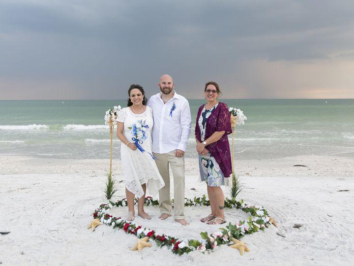 Tmx 1496595206575 Corinnakennethsunsetbeach 41 Tampa, FL wedding officiant