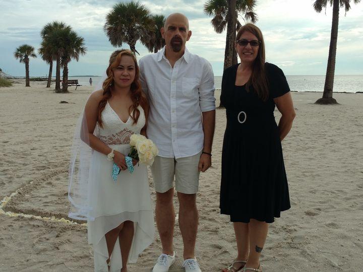 Tmx 1508457645301 Img20170902174927263 Tampa, FL wedding officiant