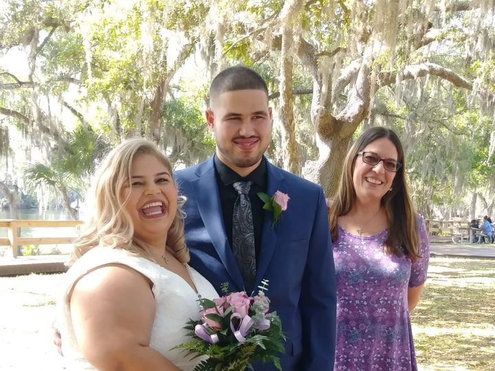 Tmx 32727 51 961838 159322056491631 Tampa, Florida wedding officiant