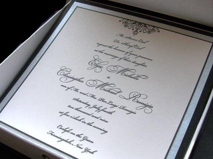 Tmx 1245855608890 Ec006 Port Orchard wedding invitation