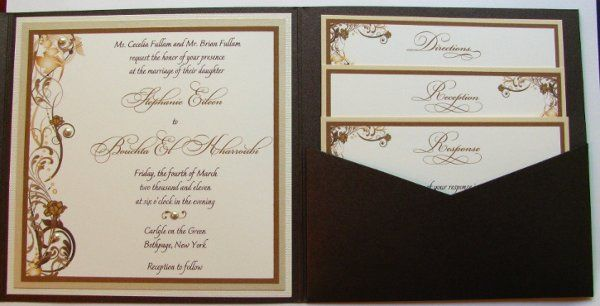Tmx 1285087317881 Stephanief002 Port Orchard wedding invitation
