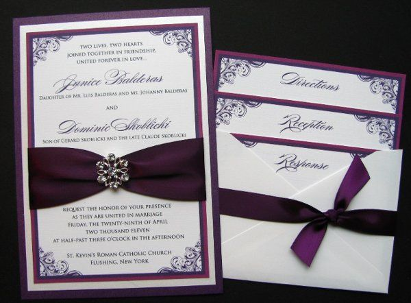 Tmx 1308877202484 Janiceb005 Port Orchard wedding invitation