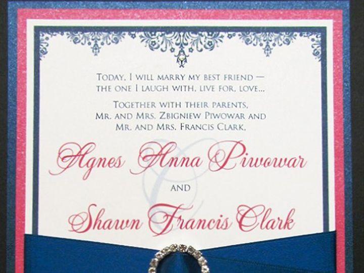 Tmx 1353537123768 AgnesShawn Port Orchard wedding invitation