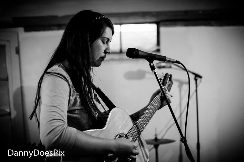 Playing for a small party. Spring 2015
