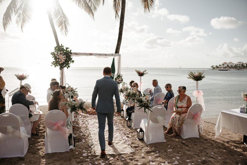 St.Lucia Wedding 2019
