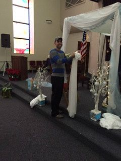 Tmx 1419089448845 Air Force Groom Builds Chuppah Good Bethesda wedding officiant