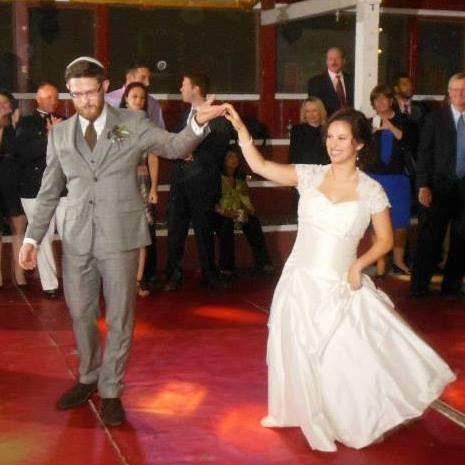 Tmx 1421779472169 Rachel  Iain Bethesda wedding officiant