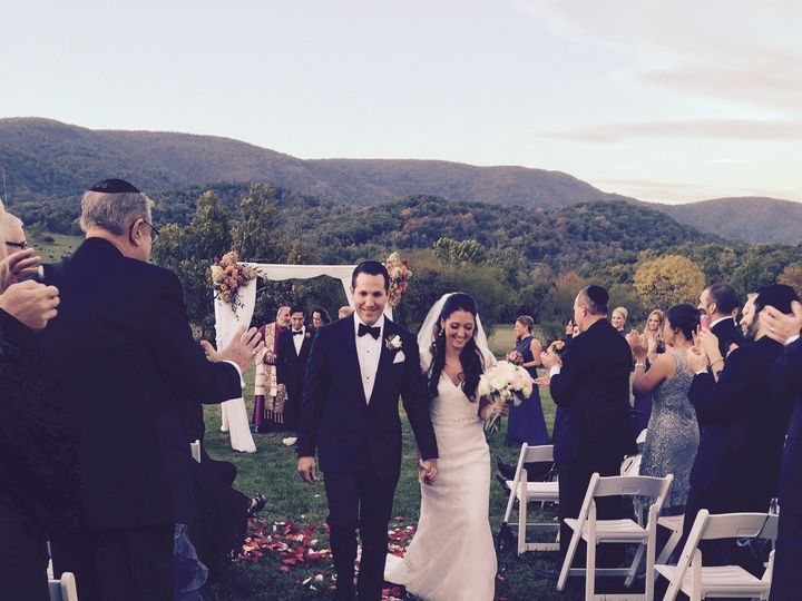 Tmx 1421779723593 Yay Were Married Bethesda wedding officiant