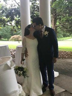 Tmx 1528674775 05d57f87ebed6a71 1528674775 D35b4d71285b3cf1 1528674767383 1 Kisses Galore Bethesda wedding officiant
