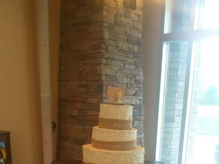 Tmx 1467303330443 20150425142308 Stephens City wedding cake