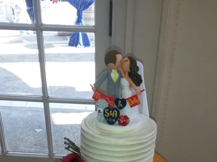 Tmx 1467303340304 20150515160418 Stephens City wedding cake