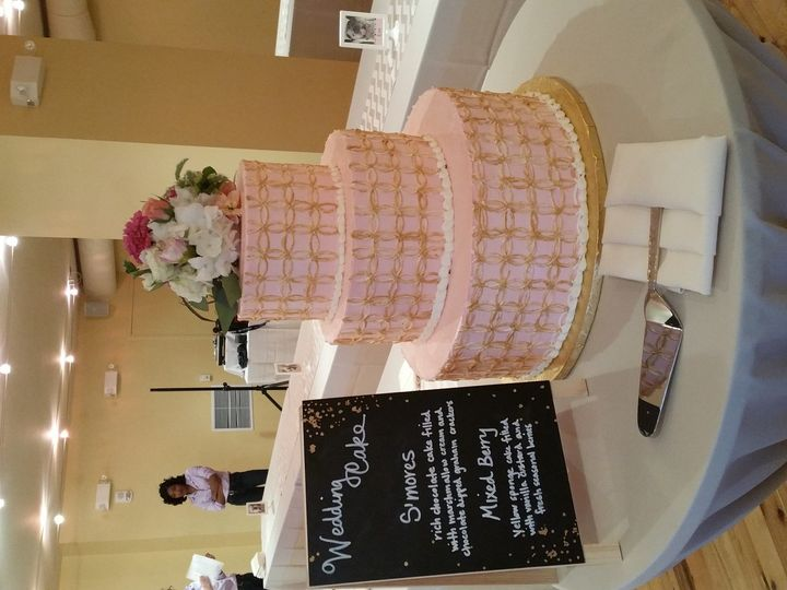 Tmx 1467303393621 20150719172125 Stephens City wedding cake