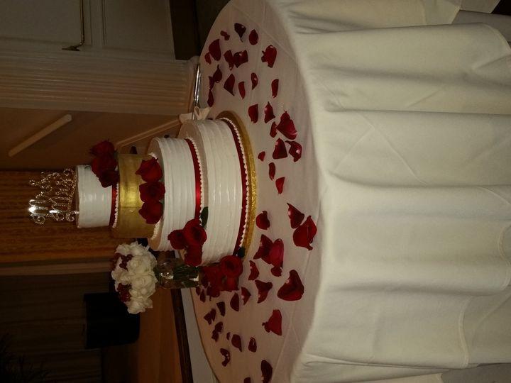 Tmx 1467303560431 20151128155929 Stephens City wedding cake