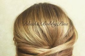 Blush & Bobby Pins
