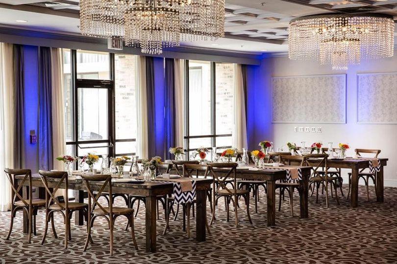 Wyndham Garden Schaumburg Chicago Northwest Venue Schaumburg Il Weddingwire
