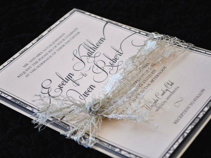 Tmx 1339435016823 DSC6018 Wayzata wedding invitation