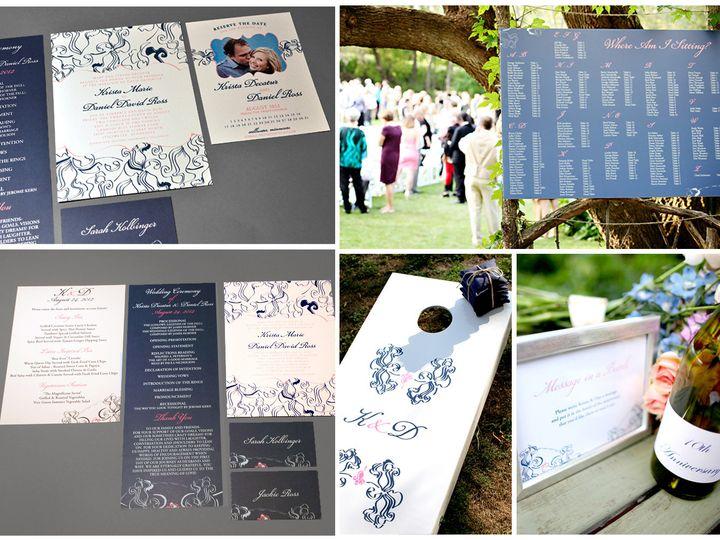 Tmx 1389737105929 August 24   Fixe Wayzata wedding invitation