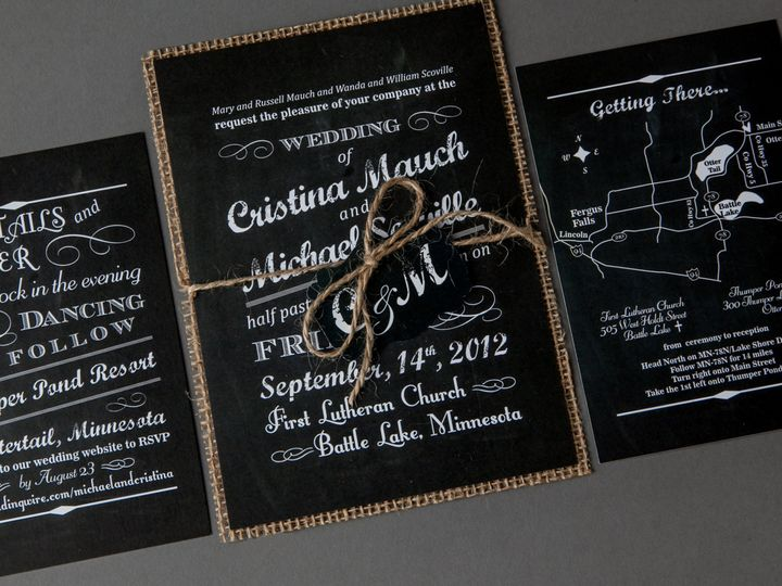 Tmx 1389740832807 Watermark0712224 Wayzata wedding invitation