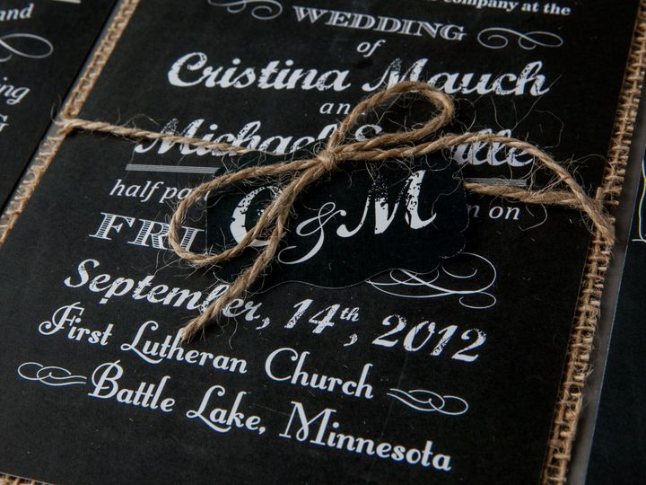 Tmx 1389740868011 Watermark0712224 Wayzata wedding invitation
