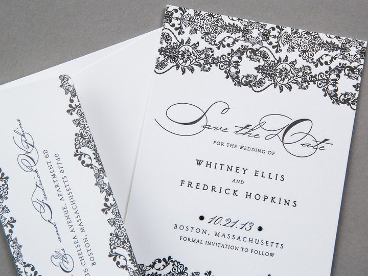 Tmx 1389741824547 Saved 3 Wayzata wedding invitation