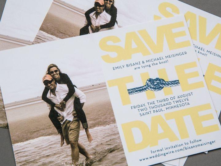 Tmx 1389741830121 Saved 3 Wayzata wedding invitation